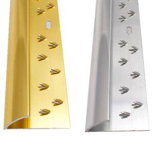 Vinyl Edge Strip Metal Carpet Door Bar
