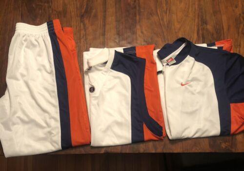 Nike Men's Suit Three Piece Size XL