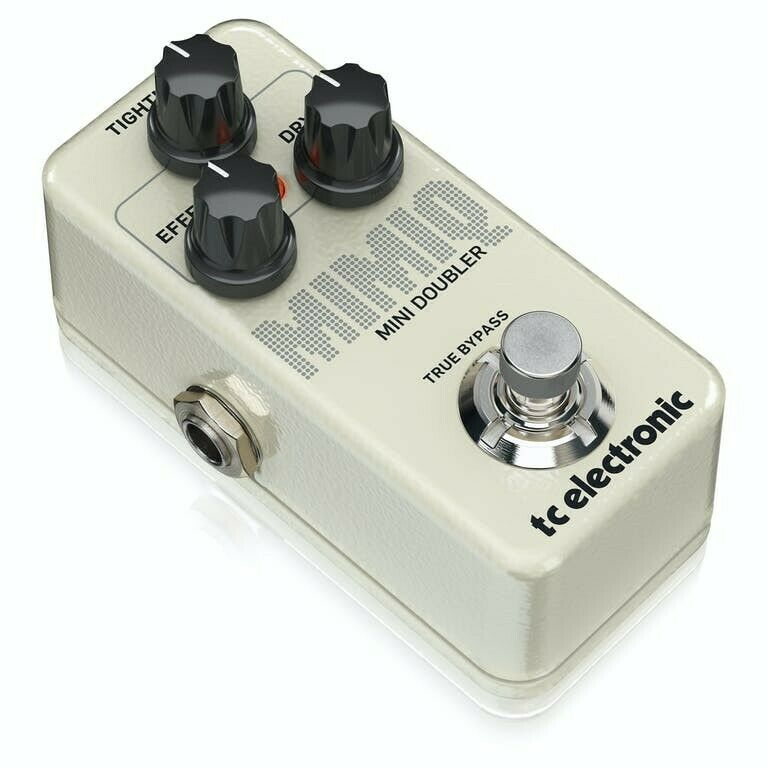 TC Electronic MIMIQ Mini Doubler - Guitar Pedal For Guitar Lovers [BRAND NEW]