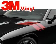 Fender Stripe Fits 2008 2020 Dodge Challenger Rt Srt Sxt Graphic Decal On 3m