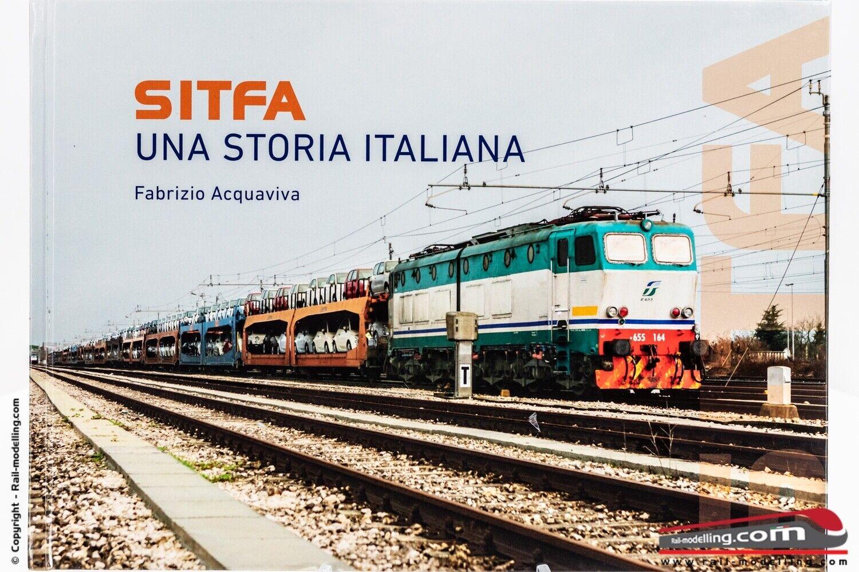 Libro - SITFA Una grande storia italiana di Fabrizio Acquaviva