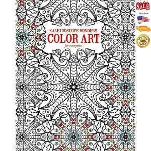 Image Is Loading Coloring Book Books Adults Stress Relieving Patterns