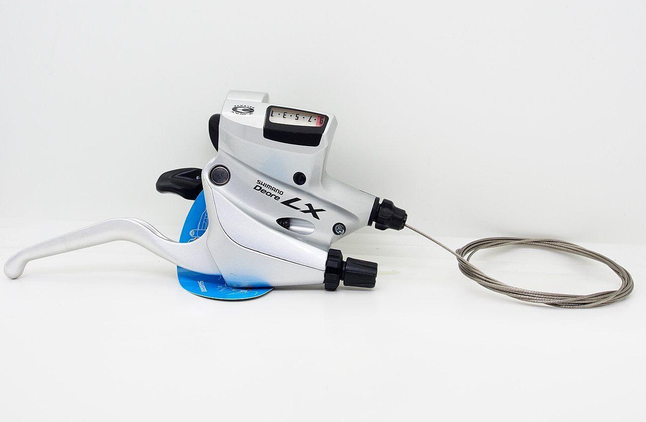 Shimano Deore LX  ST-T660 9 Velocidad De Palanca De Cambios Palanca de freno trasero paquete OEM  diseños exclusivos