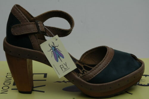 Fly New Espadrille Chaussures Curl Uk8 Escarpins Salomé 41 Femme Sandales London wqRxwa46