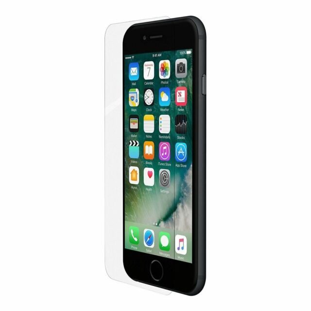 BELKIN INVISIGLASS SCREEN PROTECTOR FOR APPLE IPHONE 7(F8W766VF)