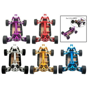 C Hub Carrier for WLtoys 1:12 Scale 124019 RC Crawler Car Parts Accessories