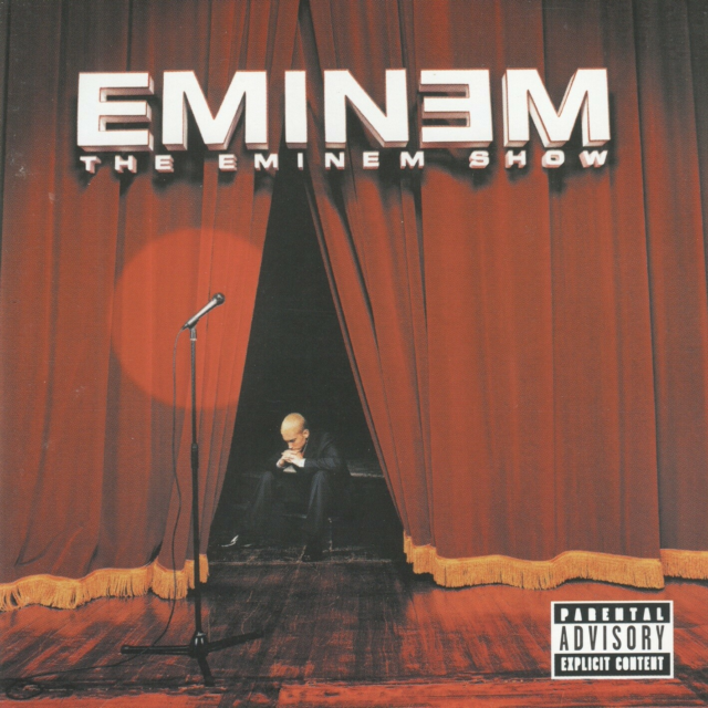 Eminem: 3 Albums, hiphop, Album 1: The Marshall…