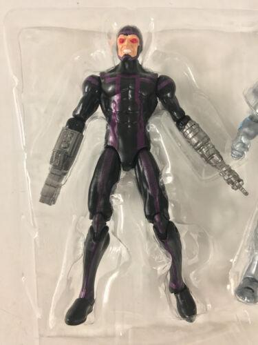 Marvel Legends 4/'/' MACHINE MAN Mechanical Masters Comic 2-Pack New Loose