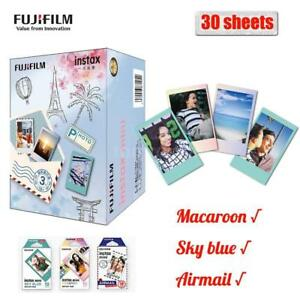 30Sheets-Fujifilm-Instax-Camera-Instant-Film-Photo-Paper-for-Mini-9-8-7s-25-E4W7