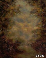 Pro Stroke Painting Scenic 10'x20' Muslin Photo Backdrop Background 33-247