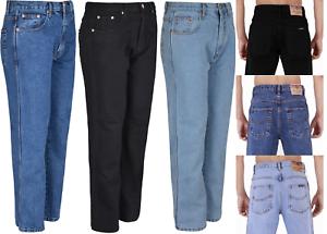 Jeans Para Hombre Azteca Casual Calce Recto Pantalones Jeans Tela De Jeans Cintura Basica 20 60 Ebay