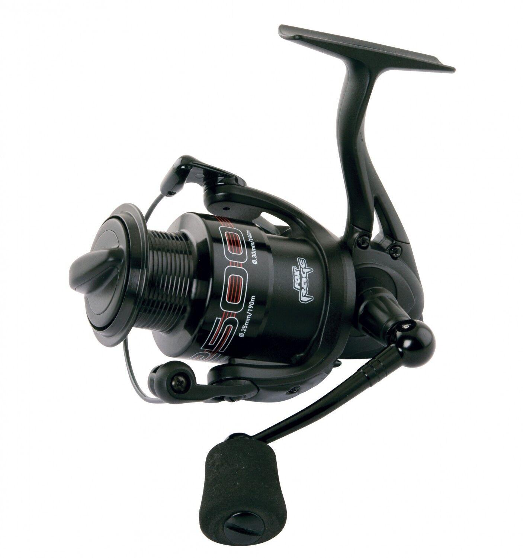 Fox Rage Warrior 2500 Reel Angelrolle zum Spinnfischen - Spinnrolle