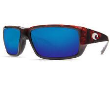 9c6ab5c9a8 Costa Del Mar Fantail Tortoise Blue Mirror 580 Glass for sale online ...