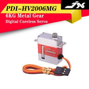 JX-PDI-HV2006MG-6-2KG-Large-Torque-Gear-Digital-Coreless-Servo-for-RC-Glider