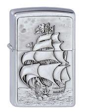 Zippo Feuerzeug Pirate's Ship Emblem, Pirates Ship Nr. 1300154, Piraten Schiff