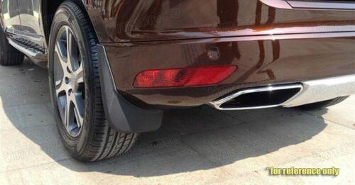4Pcs Car Mud Flaps Splash Guards Fender Mudguard for Lexus RX 450h 2009-2015