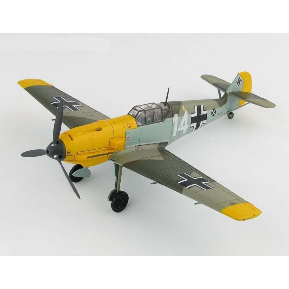 HOBBY MASTER HA8706 1 48 BF 109E-4 1.(J) LG 2 France Sept. 1940 Hans J Marseille