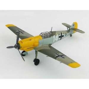 HOBBY-MASTER-HA8706-1-48-BF-109E-4-1-J-LG-2-France-Sept-1940-Hans-J-Marseille