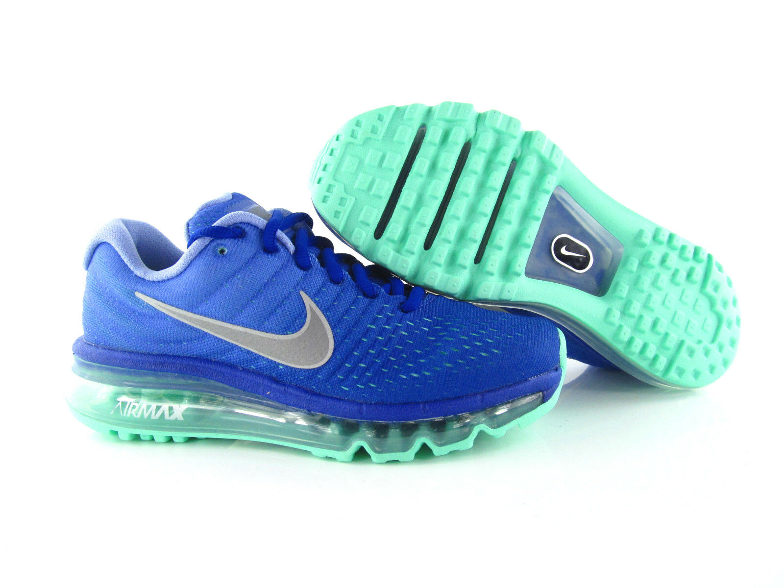 Nike Air Max 2017  Sneakers Running Lila Eur Grün New US_6 UK_3.5 Eur Lila 36.5 6a06d9