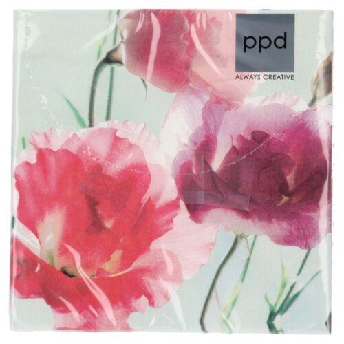 PPD Servietten Pretty Lisianthus 20 Stück