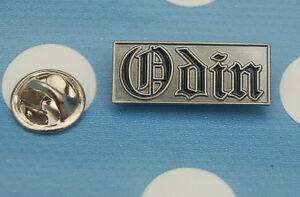 ODIN-Wikinger-Pin-Button-Badge-Anstecknadel-Anstecker-Sticker-323
