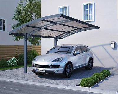 Palram Carport Arizona 5000 Aluminium / Kunststoff 300x495x273cm