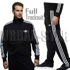 new product online for sale best sale Details about Adidas Original FIREBIRD Tracksuit Mens Full Tracksuit  Trouser S, M, L, XL