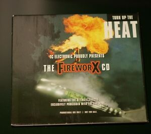 tc electronics fireworx cd guitar ultimate multi effects cd 28 tracks new ebay. Black Bedroom Furniture Sets. Home Design Ideas