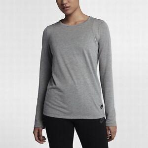 Femmes Manches Essentiel Sport T Nike Shirt Classique De Vêtements qHdxIwCO