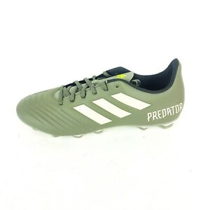 Adidas-Predator-19-4-FxG-Mens-Khaki-Firm-Ground-Football-Boots-UK-11