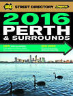 Perth Street Directory 58th 2016 by UBD Gregorys (Paperback, 2015)