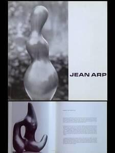 Amical Jean Arp - 1975 - Chalette International Prix Le Moins Cher De Notre Site
