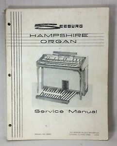 Original-Seeburg-Hampshire-Organ-Service-Manual-S-1-and-Deluxe