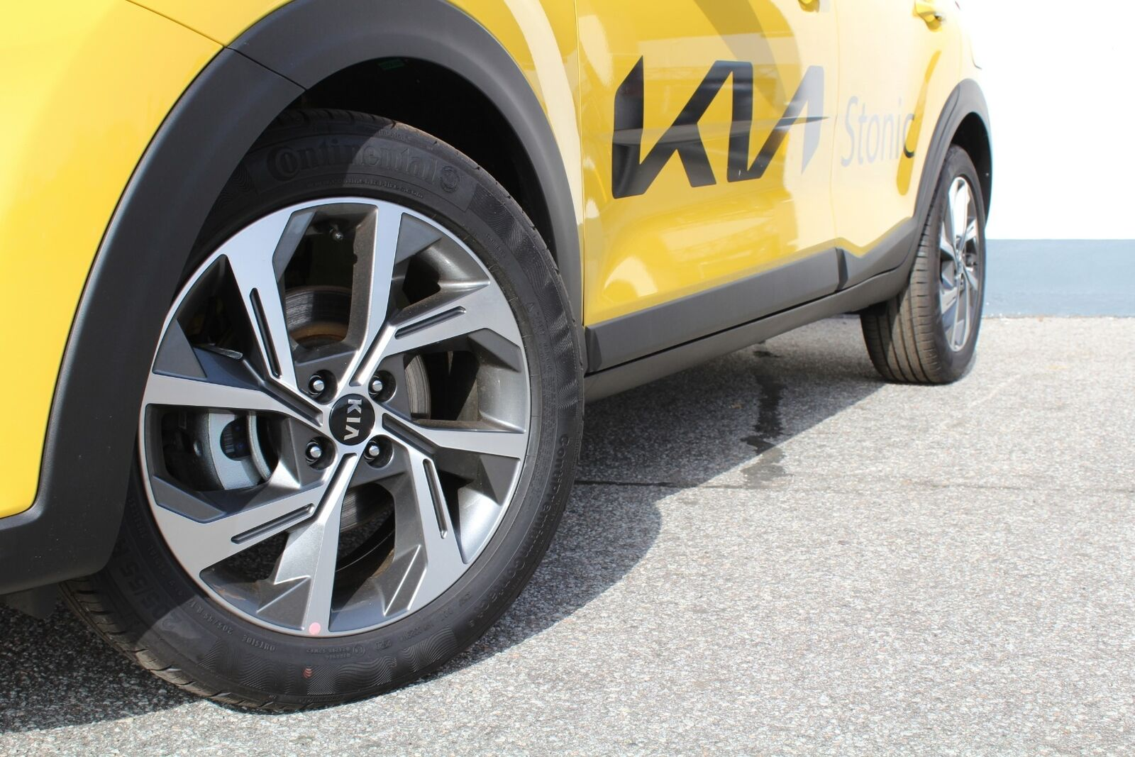 Kia Stonic 1,0 mHEV GT-Line DCT - billede 5