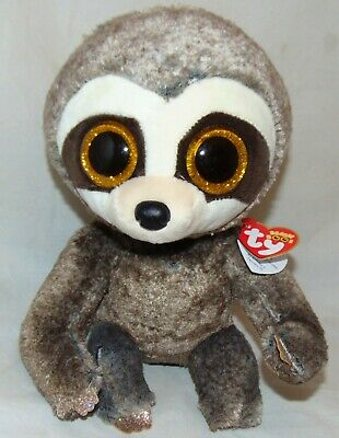 Ty Beanie Boos DANGLER the Sloth 2018 NEW MWMT 6 Inch