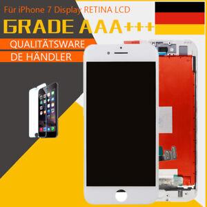 Fuer-iPhone-7-Display-RETINA-HD-LCD-mit-3D-Touch-Bildschirm-Scheibe-WEISS-White