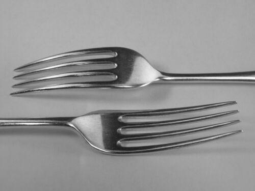 "Dessert Fork // Forks MAPPIN /& WEBB Cutlery 6 7//8/"" RATTAIL Pattern"