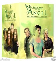 Touched By An Angel The Complete Series Season 1-9 Brand 59-disc Dvd Set