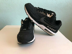 Details about Nike Air Max LTD 3 BlackDark Grey White 687977 011 Mens Running Shoes 10