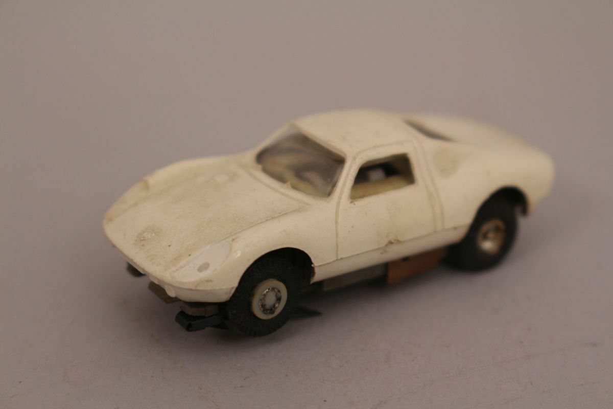 Faller Ams Porsche 4861 Fa-G 5 Trinkets Collectable Cream Car Race Sports