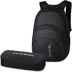 aa8ba7df9d0d7 DAKINE SET Laptop Rucksack Schulrucksack CAMPUS LG 33l + SCHOOL CASE  Mäppchen