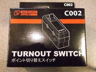 2019 Ultimo Disegno Rokuhan C002 Interruttore Morbido 95 X 65 X 30 Mm-r 95 X 65 X 30 Mm It-it Mostra Il Titolo Originale