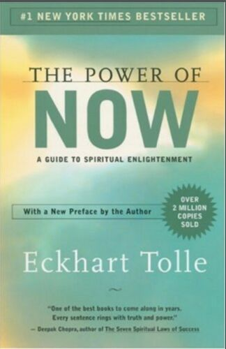 A Guide to Spiritual Enlightenment The Power of Now PDF E-Book digitale