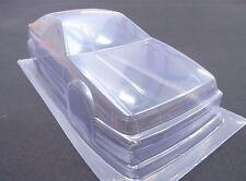 1/10 RC Car PC Clear Body Shell 200mm Toyota AE86 Corolla Levin Trueno YOKOMO