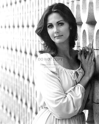 ACTRESS LYNDA CARTER 8X10 PUBLICITY PHOTO RT739