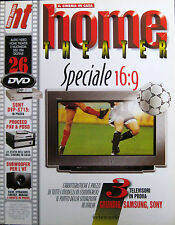 HOME THEATER 26 1998 speciale 16:9 Grundig Samsung Sony Proceed PAV & PDSD