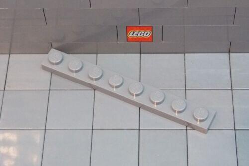 Choose Your Color **Ten per Lot** Plate 1 x 8 LEGO #3460
