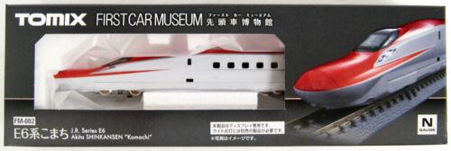 Tomix FM-002 Erste Auto Museum Junior E6 Akita Shinkansen Komachi n Maßstab