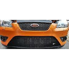 Ford-Focus-St-05my-2005-07-zunsport-Completo-Rejilla-inferior-Negro-zfr35705b