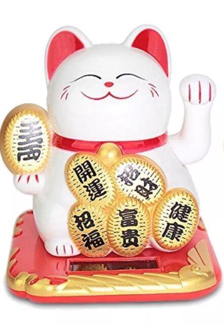 Feng Chui maneki neko japanese lucky cats collection on ebay